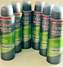 DOVE MEN + CARE ANTIPERSPIRANT  EXTRA FRESH 48H POWERFUL PROTECTION 6 PIECES