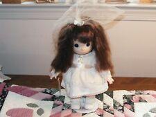 "Precious Moments Doll;Grace;Communion;12"";original tags"