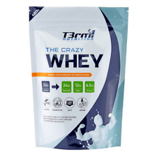 (EUR 18,54/kg) T3rm1 Nutrition - The Crazy Whey, 480g - Protein, BCAA, EAA -