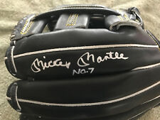 MICKEY MANTLE Signed Autographed Baseball GLOVE Best in the World MINT