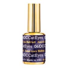 Dnd Dc Cat Eye Soak Off Led/Uv Gel 18 ml 0.6 oz Dc-Ce-06 American Bobtail