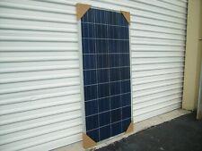 125 Watt Polycrystalline Solar Panel 12v.
