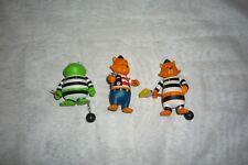 Lot of 3 VHTF Kidrobot Frank Kozik Collectible Figurines Lefty Shamus Muldoon