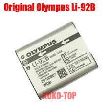 Genuine Original Olympus LI-92B Battery For TG-4 TG-3 TG-1 TG-2 SP100EE SH-50