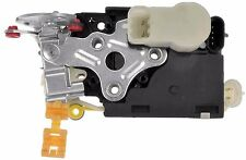 Door Lock Actuator & Integrated Latch LH Driver Side Front for 00-11 Chevy GMC