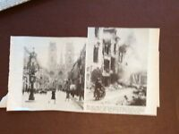 G1l ephemera ww2 1940 piicture orleans after bombing