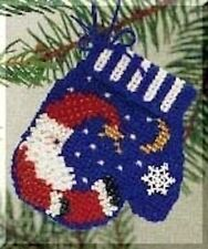 10% Off Mill Hill Charmed Mitten Series X-stitch/Bead Kit - Sleepy Time Santa