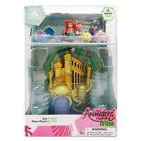 Disney Ariel's Palacio Ariel Sirena Animator's Littles Colección Mini Playset