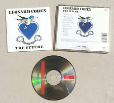 LEONARD COHEN - THE FUTURE / CD ALUM COLUMBIA 4724982