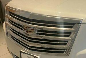 GM Allgemeine Motors OEM Cadillac Escalade Esv Platinum Vorne Chrom Grill Gen.4