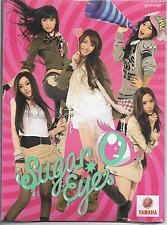 SUGAR EYES - Debut Album - Pop - Dance - Thai Pop - 88697751362 - Thailand