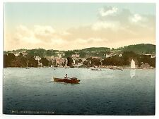 7 Victorian Views Windermere Lake District Bowness Langdale Pikes Old Photos NEW