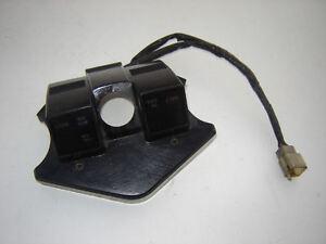 KAWASAKI  GPZ ZX 550/ 750  CONSOLE  LIGHTS