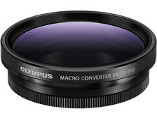 Genuine Olympus Macro Converter Lens MCON-P02 from Japan closer to the flowers