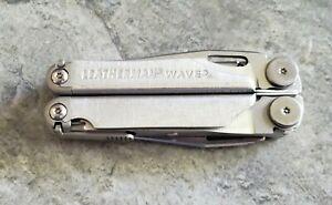 Leatherman WAVE Multi Tool. PA213