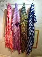 Scarf Shawl Wrap Fair Trade Ladies Women Hijab Scarves New Print Fashion Zig Zag
