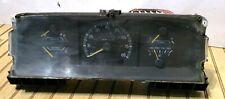 FORD TRUCK/BRONCO INSTRUMENT GAUGE CLUSTER FLOOR SHIFT 93,152 MILES OEM 1990