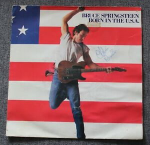 Bruce Springsteen, born in the USA / shut out the light, SP - 45 tours