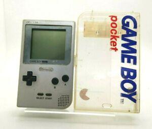 NINTENDO Game Boy POCKET MGB-001 BOXED