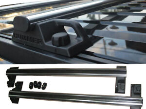 Cross bar fits for Hummer H2 2002-2009 aluminum luggage roof rails baggage 2PCS
