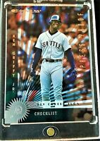 KEN GRIFFEY JR 1997 DONRUSS CL SILVER PRESS PROOF PARALLEL #450  MARINERS SP