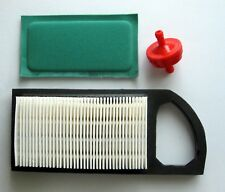 Air filter & fuel filter Briggs and Stratton 10 11 12 12.5 & 13HP 698413 797007