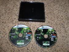 Aliens vs Predator PC, 2010) MINT Ersatz Festplatten