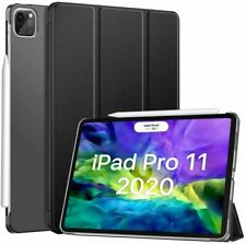 "Case for Apple iPad Pro 11"" 12.9"" 2020 New Smart Cover Magnetic Leather Stand"