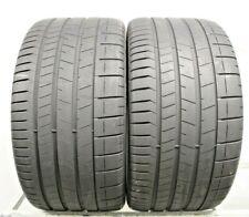 Two Used 305/30ZR20 3053020 Pirelli Pzero PZ4 F02 7-7.5/32 F06