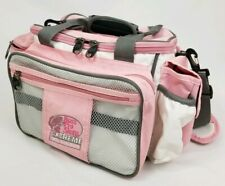 Bass Pro Shops Extreme 360 Qualifier Pink and Gray Tackle Bag