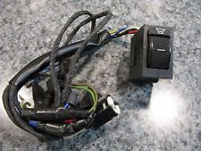 GENUINE PORSCHE 944 S 951 STEREO RADIO FRONT TO REAR FADER CONTROL SWITCH