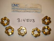 Johnson Evinrude OMC 314503 Prop Nut