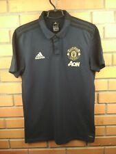 Manchester United Polo Jersey 2018 Shirt CW7582 SoccerFootball Adidas Trikot