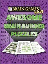 Brain Games for Kids: Awesome Brain Builder Puzzles