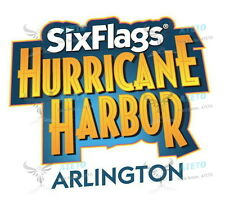 SIX FLAGS HURRICANE HARBOR Texas TICKETS & SEASON PASS DISCOUNT PROMO