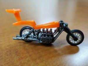 Vintage Hot Wheels RRRumbler Orange Hi Tailer.