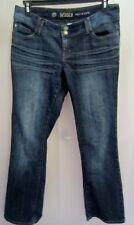 Womens Jeans size 32 X 30 Insider Premuim Denim Cotton, Polyester, Spandex