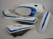RD350LC RD250LC 4L0 2 STRIPE BLUE VERSION DECAL KIT