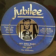 Pat Kelly | R&B 45 | Cloud 13 / Hey Doll Baby | Jubilee 45-5315