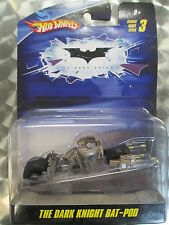 Hot Wheels Collector Series Batman ~ The Dark Knight Bat Series 3 Die Cast