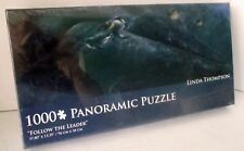 Penguins Whale Puzzle Linda Thompson Follow the Leader 1000 New Sealed Panoramic
