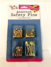 Safety Pins Small Medium Large Extra Large Free P&P UK SELLER
