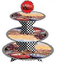Disney Pixar Cars Cupcake Display Stand - Perfect for kids parties!