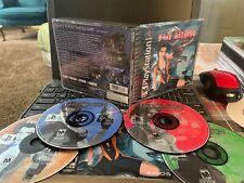 Fear Effect 2: Retro Helix (Sony PlayStation 1, 2001)