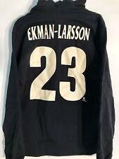 REEBOK Pullover Hoodie NHL Jersey Arizona Coyotes Oliver Ekman-Larsson Black M