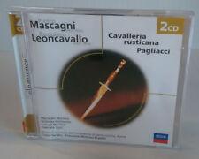 MASCAGNI - CAVALLERIA RUSTICANA - G. SIMIONATO - DECCA - Cofanetto CD - OPERA