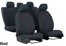 SEAT LEON Mk1 1999-2005 SPORT SEATS STRONG FABRIC SEAT COVERS MADE TO MEASURE