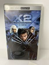X2: X-Men United (UMD, 2006, Widescreen) Complete Sony PSP Movie
