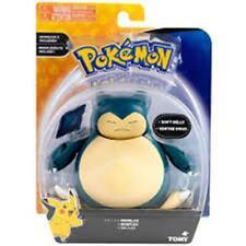 Pokemon Snorlax Figur Tomy Relaxo 13 cm, Action Figur