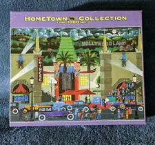 Hometown Collection 1000 Piece Puzzle, Mega Brands, Grumman Chinese Theatre